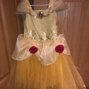 Disney Belle Dress 5/6